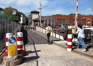 Prince Street Bridge opens